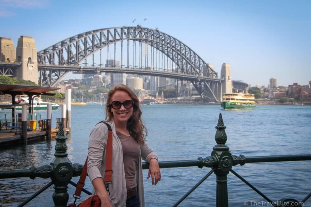 24 Hours In Sydney FSJet