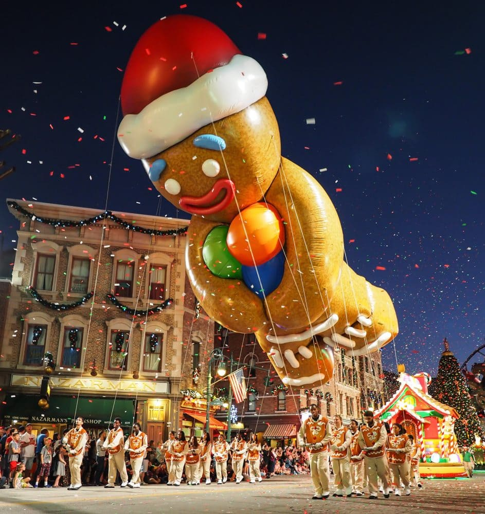 Celebrate Christmas At Universal Orlando Resort