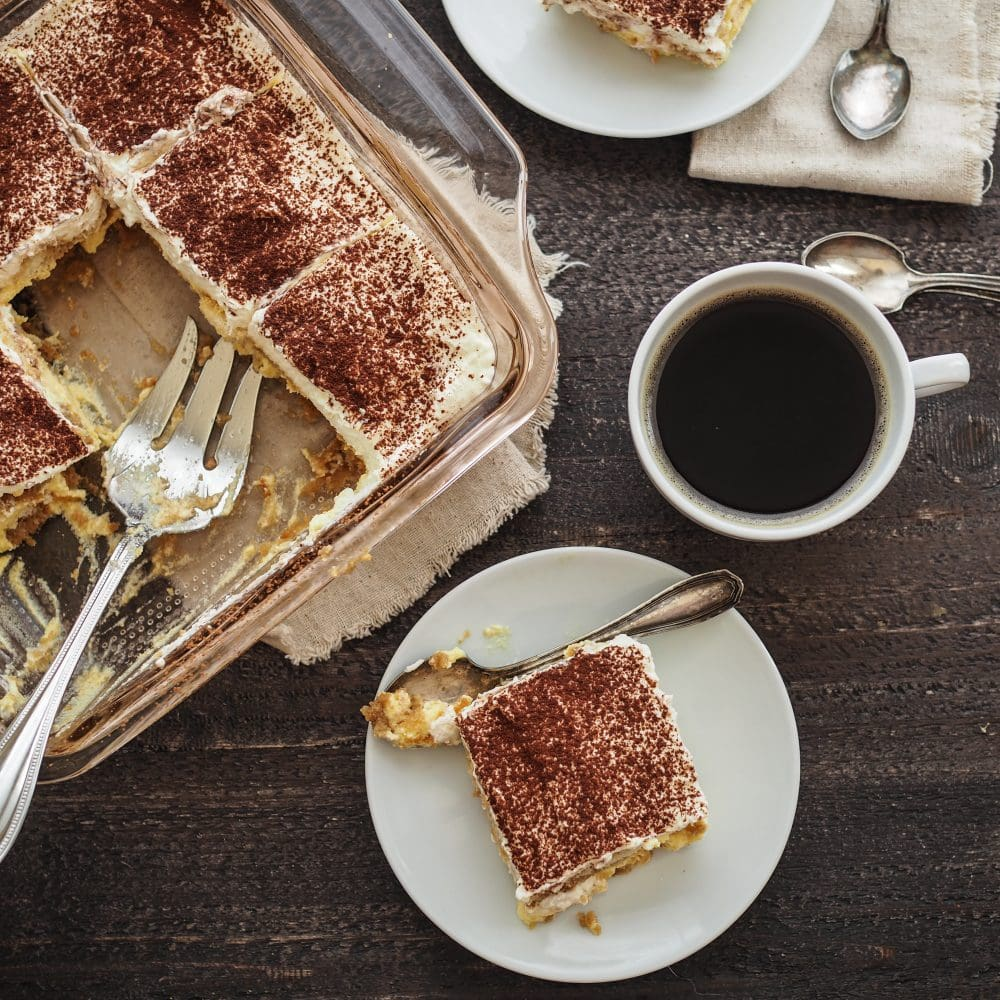 Tiramisu Recipe - This easy homemade tiramisu recipe is simple to make and quick to impress.