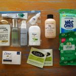 Packing Travel Makeup Kit Essentials TheTravelBite.com