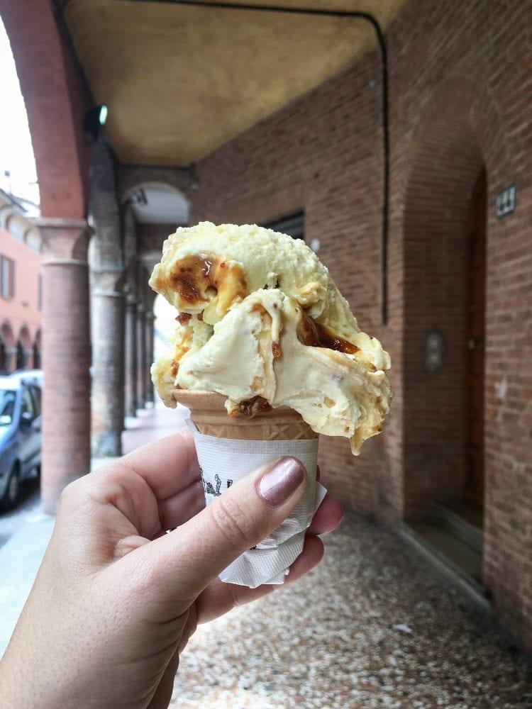 Bologna Gelato Tour
