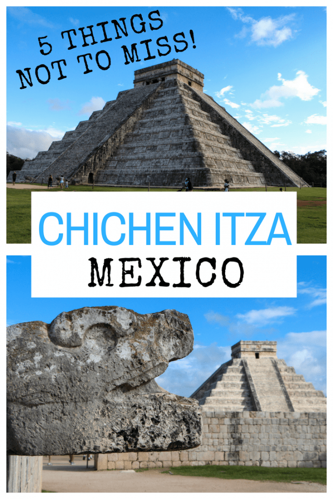 What To See In Chichen Itza - TheTravelBite.com