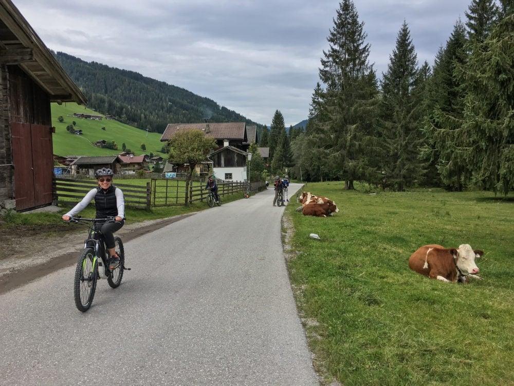 Austrian Alps Farm House Stay In Alpbachtal - TheTravelBite.com