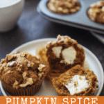 Pumpkin Spice Muffins - TheTravelbite.com