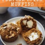 Pumpkin Muffins - TheTravelBite.com