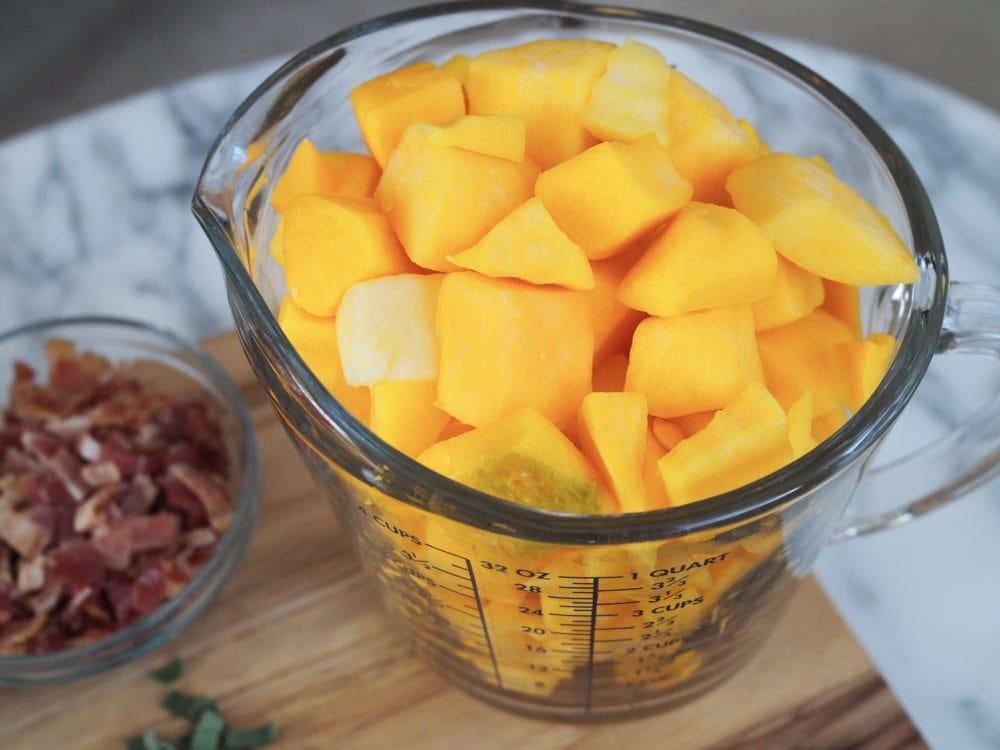 Whole 30 Butternut Squash Thanksgiving Side Dish - TheTravelBite.com