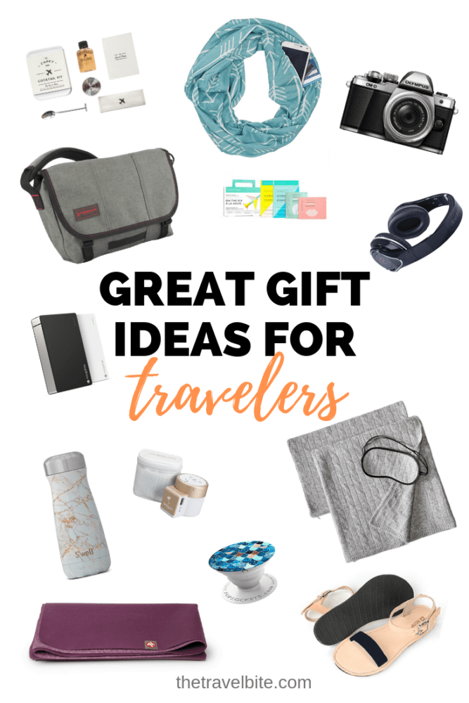 Great Gifts For Travelers