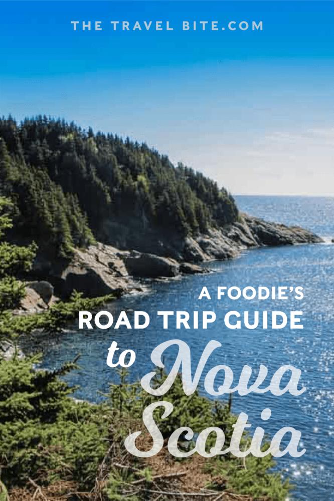 Nova Scotia Road Trip Itinerary - thetravelbite.com
