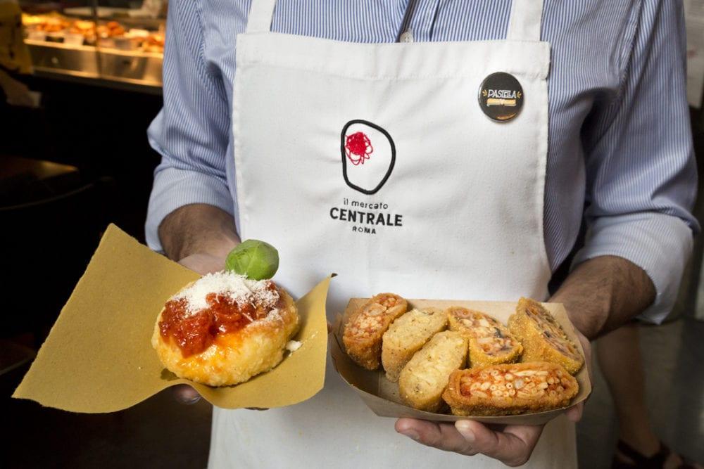 Mercato Centrale Rome - TheTravelBite.com