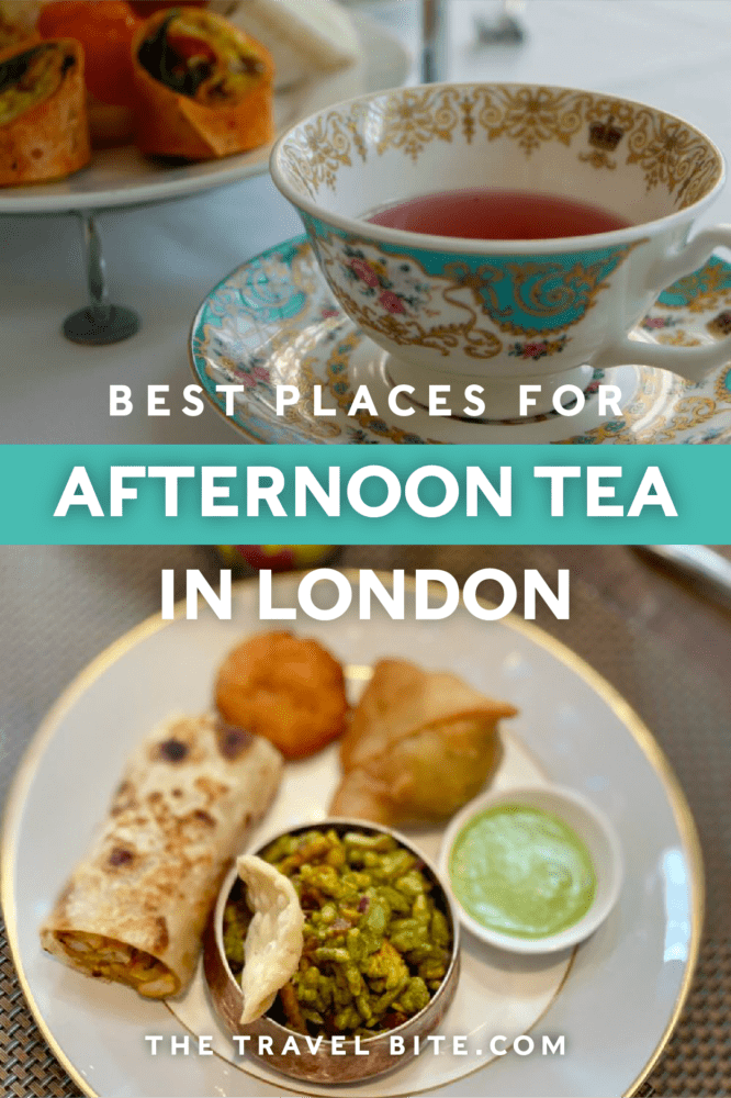 London Tea - TheTravelBite.com