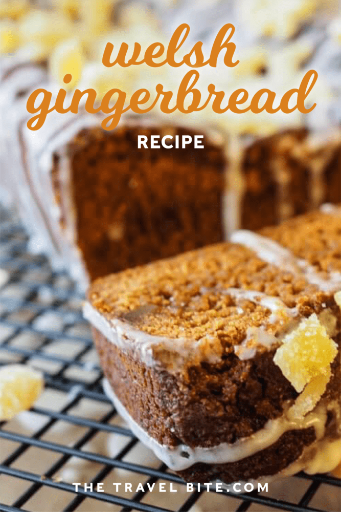 Welsh Gingerbread Recipe