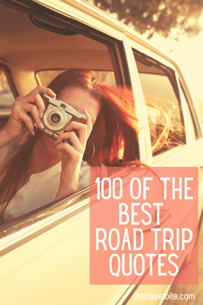 Taking picture out the window - TheTravelBite.com