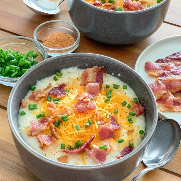 Southern Style Cheese Grits