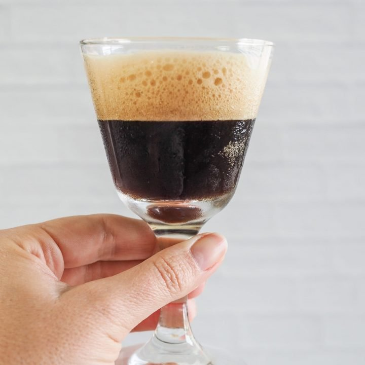 Shakerato Recipe (Italian Iced Coffee)